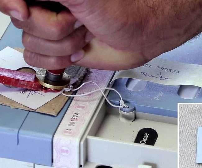 EVM फिर विपक्ष के निशाने पर, चुनाव आयोग ने कहा- आपके सामने ही तो सील की है
