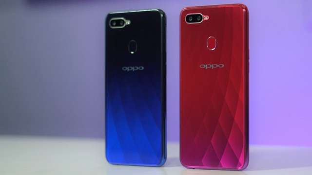Oppo F9 Pro Vs Nokia 7 Plus Vs Samsung Galaxy A6 Plus Which One Is
