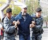 कजाखस्तान में तेज हुआ चीन विरोधी प्रदर्शन, 50 से ज्यादा लोगों को लिया गया हिरासत में