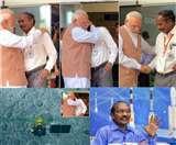 चंद्रयान-दो अभियान असफल होने पर इसरो प्रमुख के आंसू निकल पड़ना कमजोरी का प्रतीक नहीं हैैं