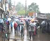 Himachal Weather Update: हिमाचल में बारिश व बर्फबारी, मौसम विभाग ने भी दी चेतावनी