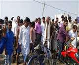 Top Patna News Of The Day 21 September 2019, गंगा में बह गए बाइक सवार दो युवक, मारुति और पिकअप की टक्कर में तीन गंभीर, मौर्या लोक से अपहृत युवक जीपीओ गोलंबर से बरामद