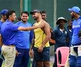 राहुल द्रविड़ ने भारतीय टीम के साथ बिताया समय, इस खिलाड़ी को दिया 'गुरू ज्ञान'
