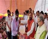 मजदूरों के बच्चों को इंजीनियर व डाॅक्टर बनाना हमारा लक्ष्य: स्वामी प्रसाद मौर्य Lucknow News