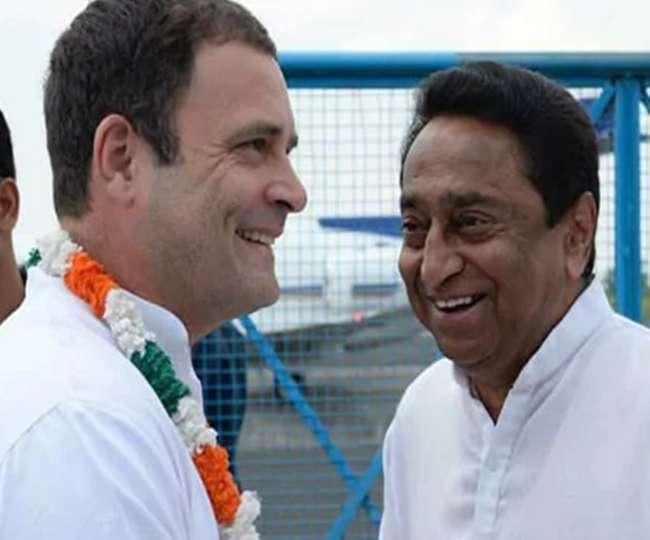 Madhya Pradesh : तय नहीं हो पाए मंत्रियों के नाम, कमलनाथ फिर मिलेंगे राहुल गांधी से
