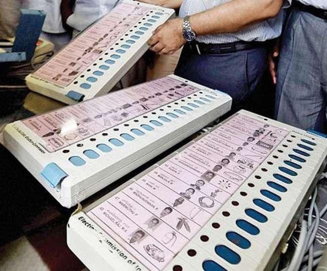 evm ballot unit