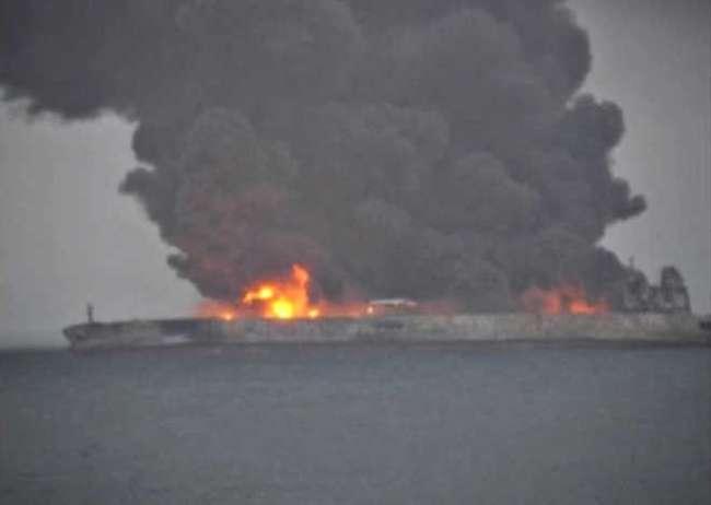 रूस के नजदीक ही दो समुद्री जहाजों में लगी आग, 11 मृतकों में से 7 भारतीय
