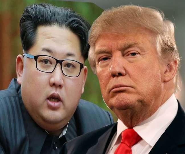 ट्रंप का ट्वीट, उत्तर कोरिया संकट को लेकर तय करनी है लंबी दूरी