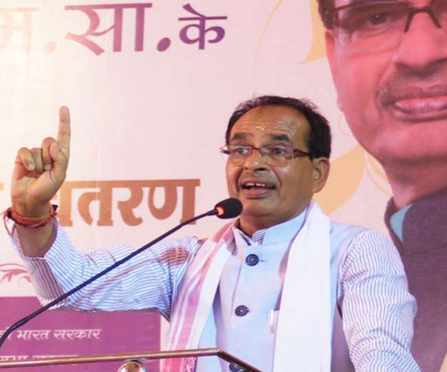 जन आशीर्वाद यात्रा में शिवराज चौहान बोले, राजनीति में रोजगार खोज रहे हैं राहुल