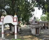 धरोहर : दसवीं सदी की विरासत है गोरखपुर का बसिया डीह मंदिर Gorakhpur News