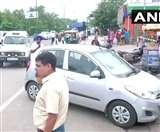 Firing Near Akshardham Temple: अक्षरधाम मंदिर के नजदीक पुलिस की कमांडो टीम पर हमला