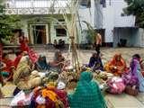 संतति की मंगलकामना से महिलाओं ने किया जिउतिया व्रत, कल सुबह किया जाएगा व्रत का पारन