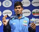 राहुल अवारे ने जीत कांस्य पदक, विश्व चैंपियनशिप में भारत का अब तक का सर्वश्रेष्ठ प्रदर्शन