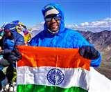 शुभानंद मुकेश ने माउंट कांग यात्से-2 चोटी पर फहराया तिरंगा, जानिए उनकी उपलब्धि Bhagalpur News