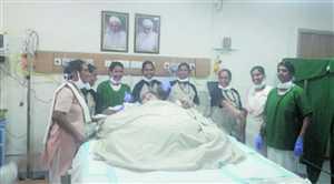 500 किलो की ईमान अहमद का घट गया वजन
