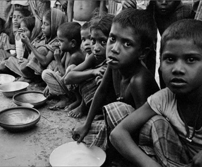 The main reason for malnutrition is not poverty lack of diversity in food  Educated mother can protect her baby