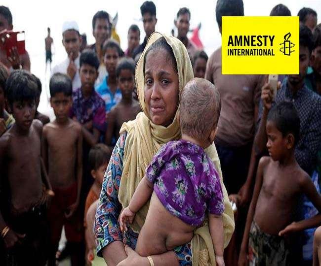 रोहिंग्या आतंकियों ने म्यांमार में किया था 99 हिंदुओं का कत्लेआम
