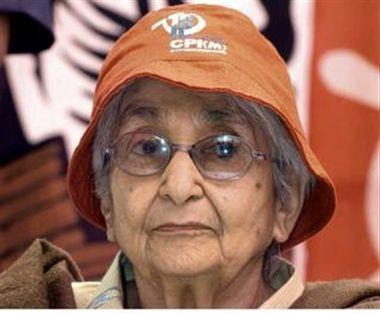 captain lakshmi sehgal is no more