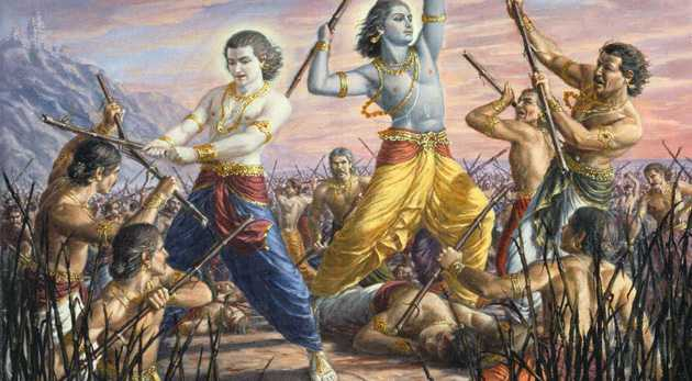 How Did You Know The Death Of Krishna