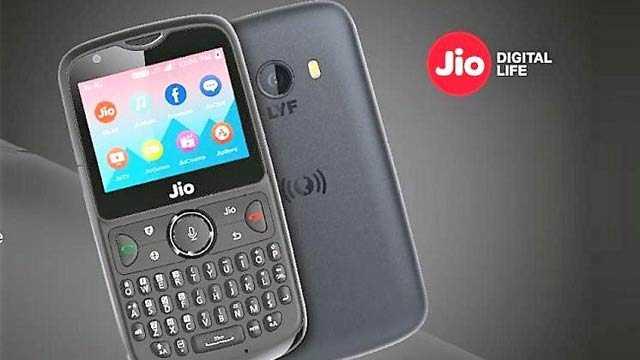જિયોફોન ભારતમાં સૌથી વેચાતો ફોન બન્યો, હવે વોટ્સએપ પણ ઉપલબ્ધ