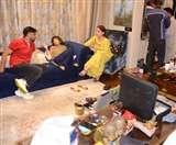 क्रिकेटर अभिमन्यु ईश्वरन के घर लाखों की लूट, परिजनों को बनाए रखा बंधक
