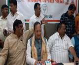 Article 370 पर बोले अरुण सिंह, 70 साल की समस्या 70 दिन में खत्म Agra News