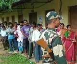 By polls voting: दंतेवाड़ा, हमीरपुर समेत चार विधानसभा सीटों पर डाले जा रहे वोट