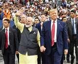 Howdy Modi में भी दिखा बॉलीवुड का रंग, पीएम मोदी ने बोला ये डायलॉग तो इन गानों पर हुआ डांस