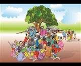 इस बार भी नहीं टूटी 40 वर्ष पुरानी परंपरा, ग्रामीणों ने सर्वसम्मति से चुन लिया प्रधान
