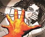 अलीगढ़ में युवती को खींचने की कोशिश, विरोध करने पर भाई को पीटा
