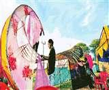 इस जगह बन रहा है देश का सबसे बड़ा रावण, लगाए जाएंगे ईको फ्रेंडली पटाखे Chandigarh News