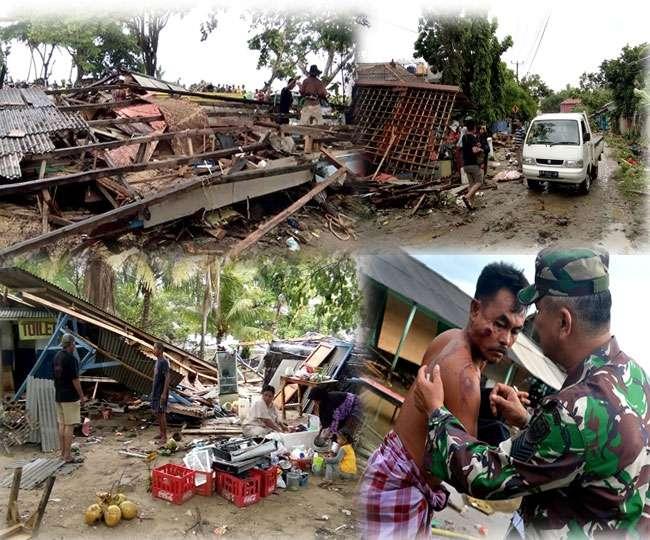 Indonesia Tsunami Live: सुनामी से आई तबाही, अब तक 222 की मौत; 600 से अधिक घायल