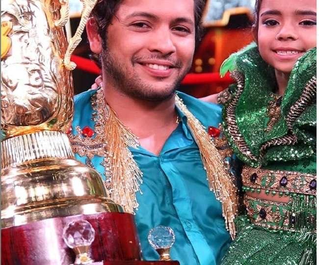 Super Dancer Chapter 3 Winner Rupsa Batabyal From Kolkata