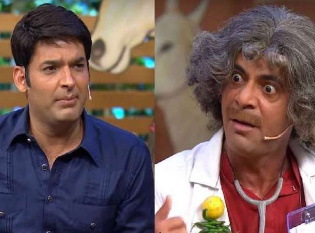 The Kapil Sharma Show Sunil Grover talks about his fall out with