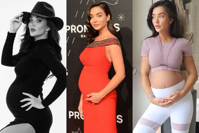 Image result for Amy Jackson Baby