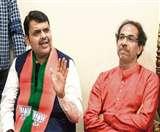 आज नहीं होगी महाराष्ट्र में भाजपा-शिवसेना में चुनाव पूर्व गठबंधन की घोषणा