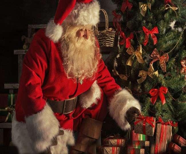 Christmas day 2018: जानिए क्या है क्रिसमस ट्री और सीक्रेट सांता क्लॉज की कहानी