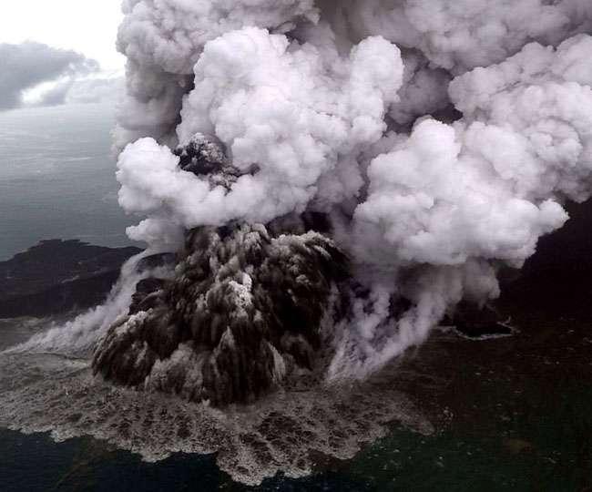 इंडोनेशिया में सुनामी का खतरा अभी टला नहीं, राष्ट्रीय आपदा एजेंसी ने जारी किया अलर्ट