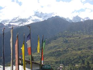 Image result for लाचुंग गांव