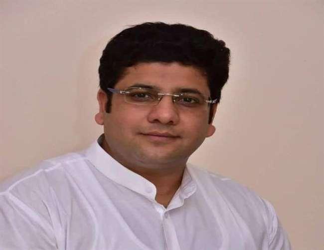 Loksabha Election 2019 :कांग्रेस ने 36 घंटे में बदला अमरोहा का प्रत्याशी, राशिद अल्वी की जगह सचिन चौधरी