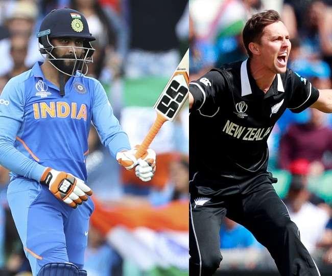 World Cup 2019 की सबसे मजबूत टीम इंडिया 179 रन पर ढेर, ट्रेंट बोल्ट ने चटकाए 4 विकेट