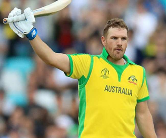 Aaron Finch smash 2nd century of World Cup 2019 against England