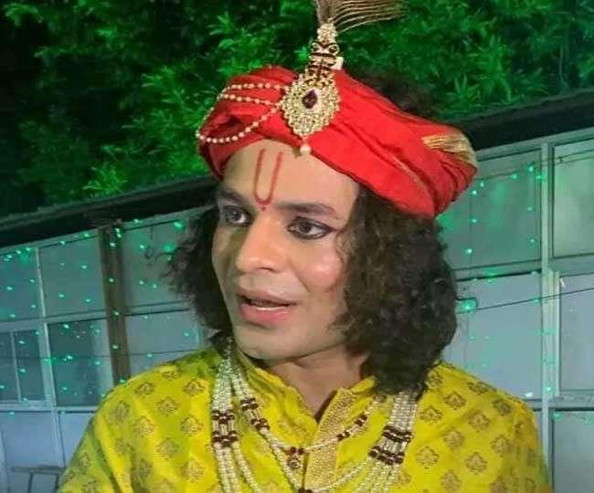 जन्माष्टमी पर तेजप्रताप बन गए किशन-कन्हैया, लालू ने RIMS में की बाल गोपाल की पूजा