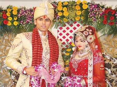 Sudeep Tyagi married with priyanka