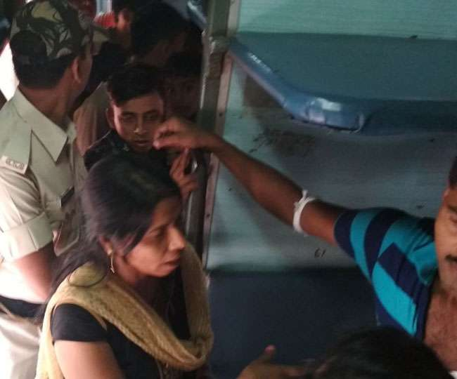 बिहार: स्वतंत्रता सेनानी एक्सप्रेस में लूटपाट, पीडि़त ने बताई पूरी कहानी