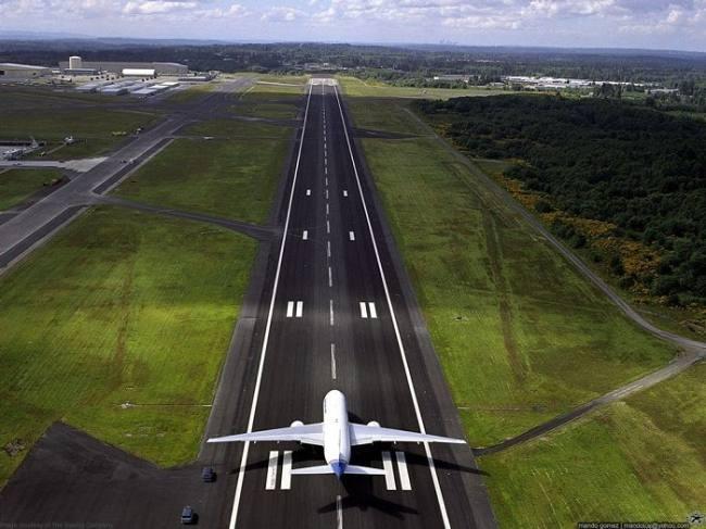 Runway work stops at Hisar Airport