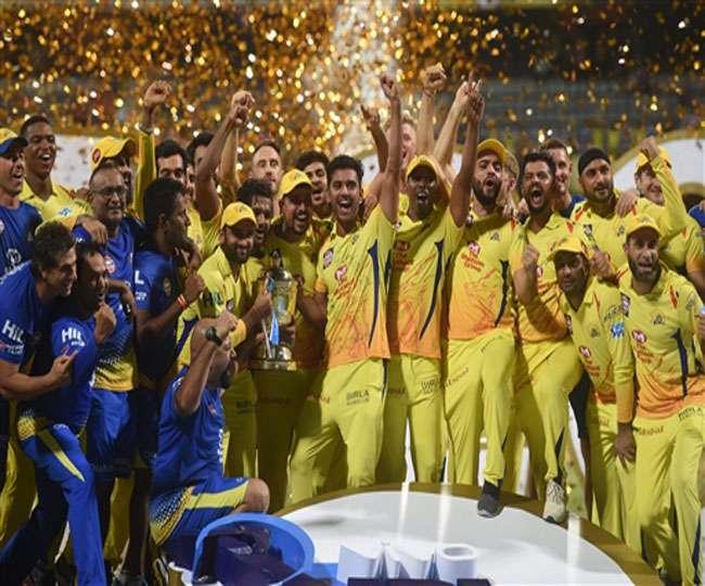धौनी की कप्तानी में चेन्नई बनी आइपीएल 2018 की चैंपियन, तीसरी बार जीता खिताब