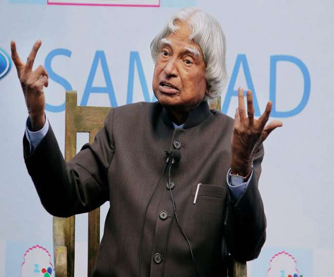 APJ Abdul Kalam Death Anniversary: Remembering the Missile Man of India's Contributions to Field of Science