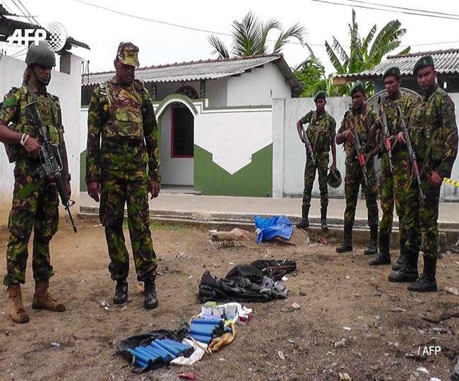 Sri Lanka Blast: आतंकी संगठन ISIS का दावा, उसी के थे खुद को उड़ाने वाले तीनों लड़ाके