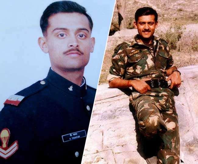 The untold story of kargil war hero Captain Vijayant Thapar Jagran